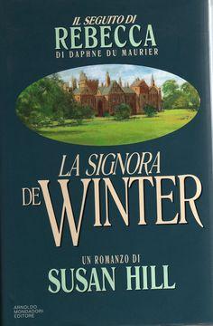 LA SIGNORA DE WINTER - Susan Hill