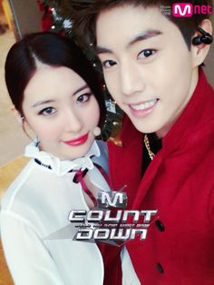 Sunmi & Mark