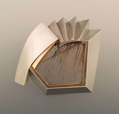 eleanor moty wonderful brooch. lapidary at it's highest level. Oh to own one.