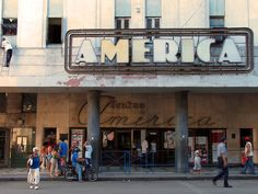 Teatro America Havana by jd (A), via Flickr
