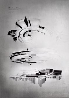 Over the meaning of place by crilo , via Behance