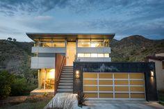 A modernist house in Santa Barbara, Calif., a converted church in Denver, and a Tudor in Wayne, Pa.