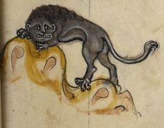 Detail from The Rutland Psalter, ca. 1260, British Library Add MS 62925. f 23r