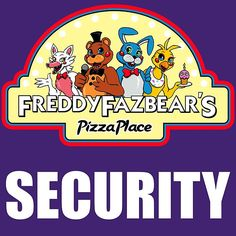 Five Nights at Freddy's 2 Security Logo