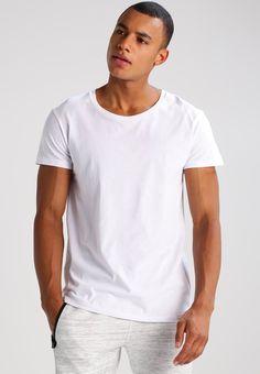 Lee ULTIMATE - T-shirt basic - white - Zalando.it
