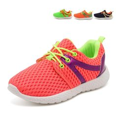 fashion children shoes girls sneakers comfortable kids sneakers boys shoes breathable mesh casual sports shoes children sneakers