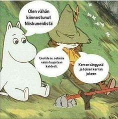 Finnish Memes, Wtf Funny, Funny Memes, Learn Finnish, Tove Jansson, Good Grades, Moomin, I Laughed, Haha