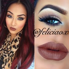 Fall Makeup Ideas | FeliciaOX
