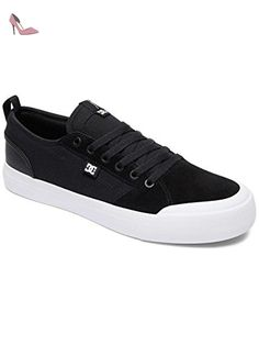 Chaussure DC Evan Smith Signature Series Zero Noir-Blanc