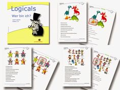 Logicals Grundschule Klasse 2-3