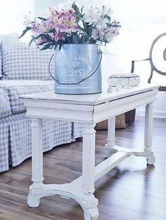 vintage and shabby