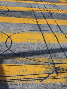 Street circles | Flickr – Compartilhamento de fotos! Man Photography, Abstract Photography, Street Photography, Abstract Desktop Backgrounds, Boyle Family, Road Texture, Road Markings, London Photographer, Abstract Pictures