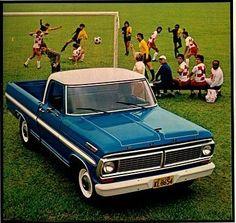 1979 Ford F-100 SuperSérie - Brasil