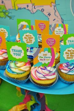"""Photo 7 of 12: Oh! The Places You'll Go / Staff Appreciation """"Oh! The Places You'll Go""""   Catch My Party"""