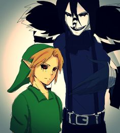 Ben drowned and Laughing Jack the Emo Clown.
