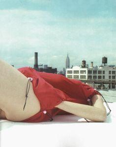 Mark Borthwick, Coney Island,1995 #earnestsewn