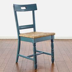 Camille Chair with Rush Seat, Set of 2 | World Market  For the dinning room, I keep looking for similar chairs on Craigslist to paint....no luck.