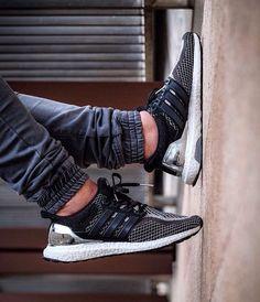 "Adidas Ultraboost ""Olympic Medals"" Silver || Follow @filetlondon for more street wear style #filetclothing"