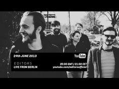 Editors - Live from Berlin