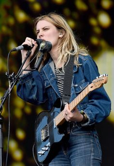 Ellie Rowsell ✾ of Wolf Alice