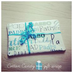 Happy Father's Day, gift wrap , free printable, diy gift wrap, paper diy