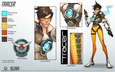 Tracer overwatch sheet