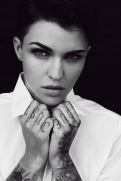 Raised in Melbourne, Ruby Rose is perhaps best known for her role as new inmate Stella Carlin on season three of Orange Is the New Black.