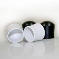 As ponteiras plástica confere excelente acabamento em banners, leves e de fácil aplicação é um item indispensável para um trabalho bem acabado.
