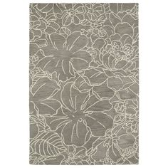 The Seldon rug is a perfect mixture of incongruous elements using inspiration from around the world. Each rug is hand-tufted in India of 100% wool. Detailed colors: Taupe, Ivory Pile Height: 0.25 - 0.
