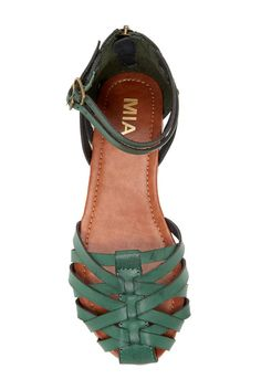 Barricade Sandal!! I have these and can't wait for spring!