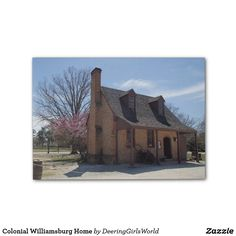 Colonial Williamsburg Home Post-it Notes