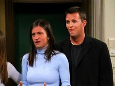The Chandler Got Breast Implants: | 26 Face Swaps That Will Make You Ridiculously Uncomfortable