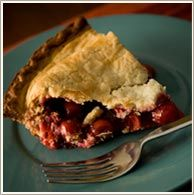 Cherry Pie Obsession - A scrumptious pie baked with a rich cherry filling, traditionally made with fresh sour cherries. Made with Florida Crystals® Organic Sugar.