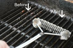 If Your Grill Looks Like This Please Read On – Your Health Depends On It | Cave Tools
