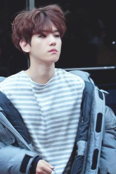 Read BaekHyun (Exo) from the story KPOP IMAGINAS by (❄_. Baekhyun Chanyeol, Exo Minseok, Exo Bts, Kim Jongin, Kpop Exo, Bts And Exo, Chanbaek, Baekyeol, K Pop