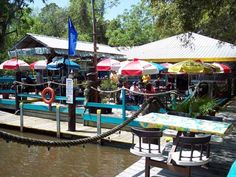 The Secluded Restaurant In Mississippi With The Most Magical Surroundings Great Stories, Mississippi, Paths, Journey, Restaurant, Outdoor Decor, Diner Restaurant, The Journey, Restaurants