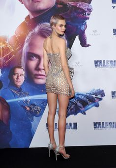 2017 > August 02 - 'Valerian And The City Of A Thousand Planets' Premiere in Mexico