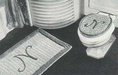 Vintage Bath Set