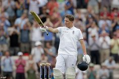 Ballance has learnt his lesson after drunken antics let the side down