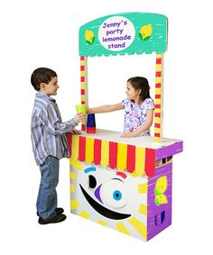 Loving this The Happy Stand Play Set on #zulily! #zulilyfinds