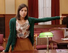 Common Species of Melephants: Hello, I'm April Ludgate. I like people, places, and things!