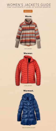 Be prepared for anything the Colorado weather throws at you. stop in to the prAna in Denver and pick up one of our amazing jacket.