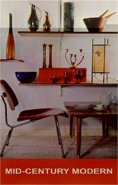 Famous Designers of Mid-Century Modern Furniture Mid Century Chair, Mid Century Decor, Mid Century Modern Furniture, Midcentury Modern, Vintage Home Decor, Vintage Furniture, Vintage Modern, Furniture Styles, Living Room Inspiration