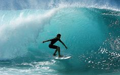 Can't control the waves, but you can learn how to surf.