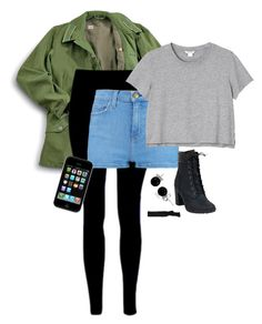 """""""Untitled #367"""" by haymay2000 on Polyvore featuring Current/Elliott, Monki, Timberland, Bling Jewelry and Glam Bands"""