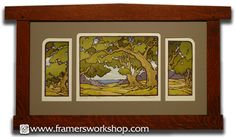 """Yoshiko Yamamoto """"Oak Glen"""" It's out of print now, but I would love to get something similar."""