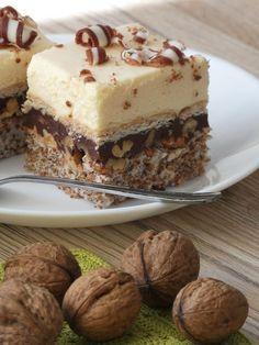 Lemon Cheesecake Recipes, Chocolate Cheesecake Recipes, Potica Bread Recipe, Burger Bread, Milk Cake, Homemade Cakes, Sweet Recipes, Cookie Recipes, Sweets