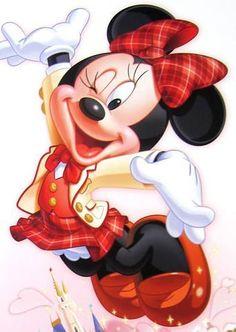 Ĥάνέ ªŊĭŒ Ðάγ — Minnie Mouse
