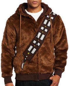 Chewbacca VS. Han Solo – Un sweat réversible Star Wars !