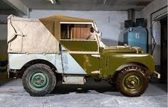 land rover series 1 fire appliance - Google Search